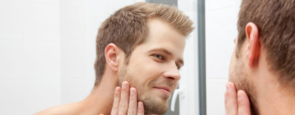What should every man do when it comes to his daily skincare regimen?