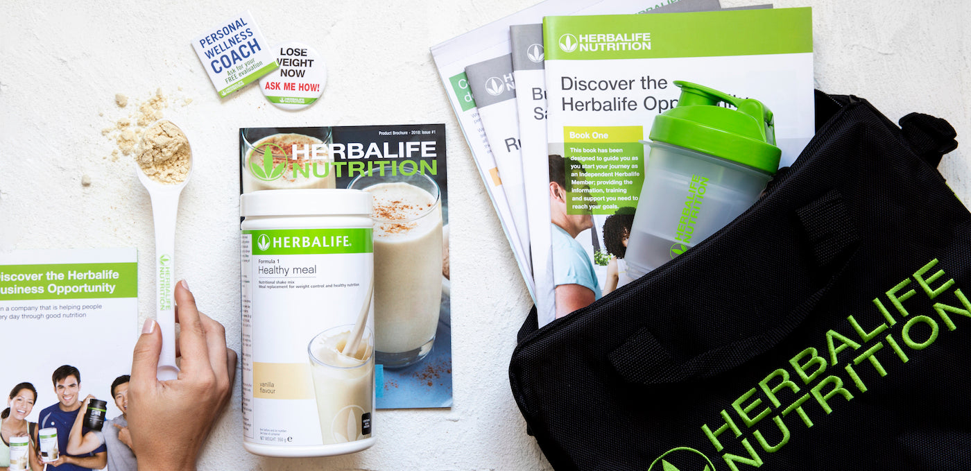 Herbalife buinsess opportunity become a distributor