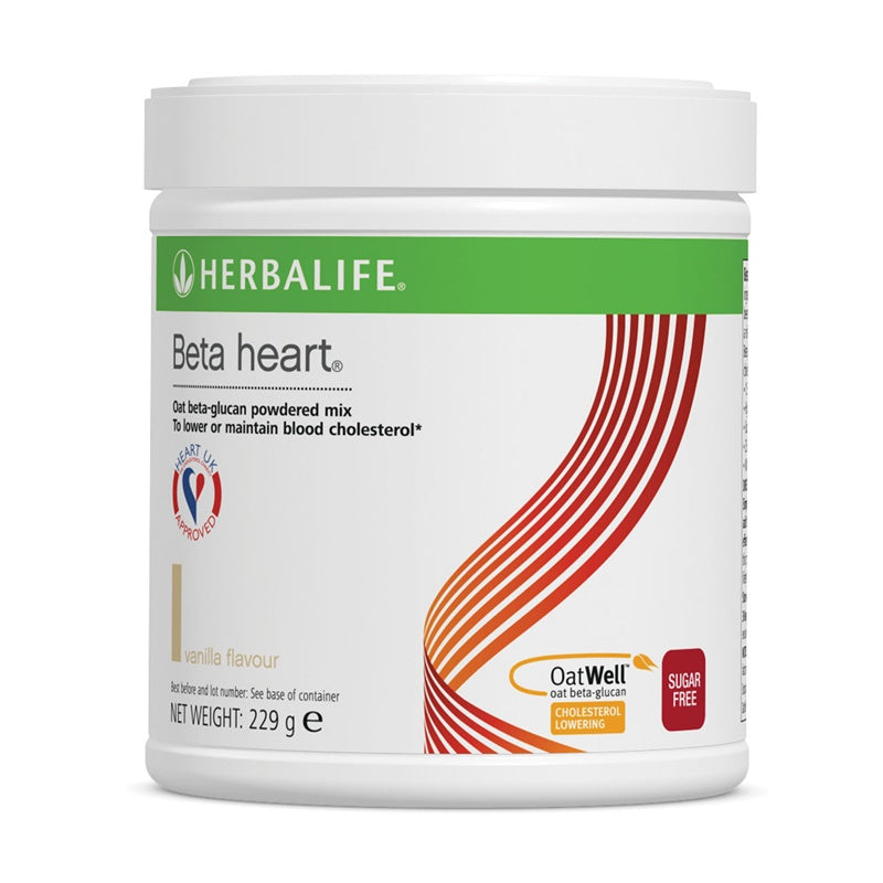 Beta heart® Vanilla 229 g - Nutrition-Bodycare.com