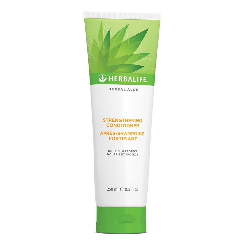 Herbal Aloe Strengthening Conditioner 250 ml - Nutrition-Bodycare.com