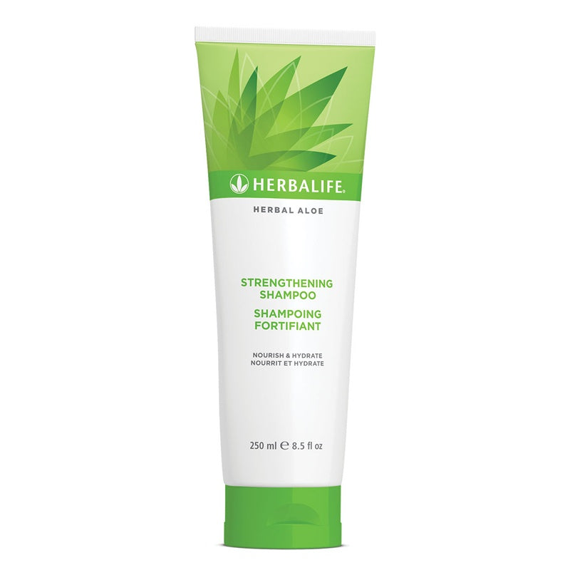 Herbal Aloe Strengthening Shampoo 250 ml - Nutrition-Bodycare.com