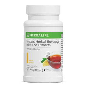 Instant Herbal Beverage - Lemon 50 mg - Nutrition-Bodycare.com