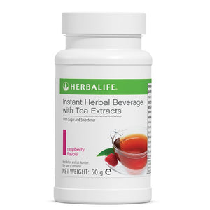 Instant Herbal Beverage - Raspberry 50 mg - Nutrition-Bodycare.com