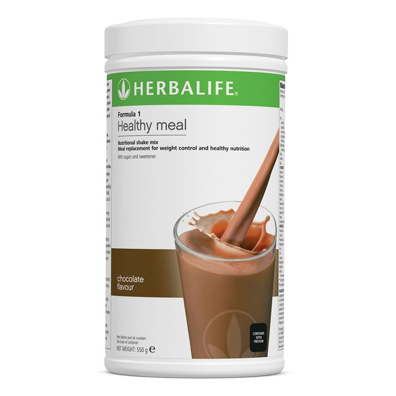 Formula 1 Nutritional Shake Meal - Chocolate Smooth- 550 g - Nutrition-Bodycare.com