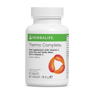 Thermo Complete 90 Tablets - Nutrition-Bodycare.com