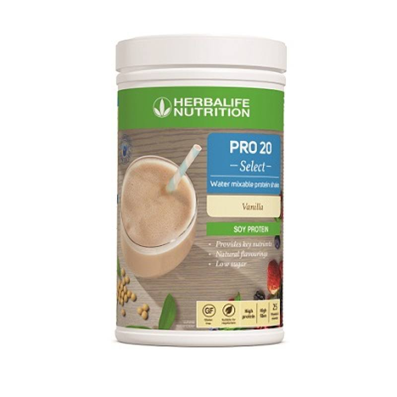 PRO 20 Select - Water Mixable Protein Shake - Nutrition-Bodycare.com