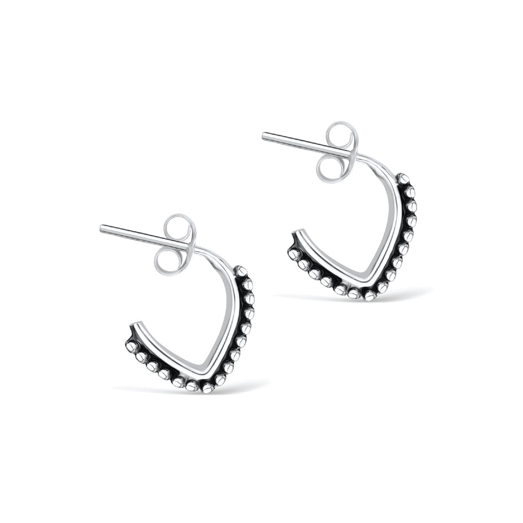 NOBLE OXIDIZED OPEN HOOPS - Scada Australia