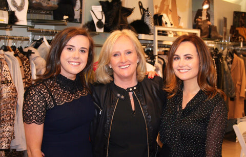 Grace Conway, Jenny Conway & Louise Conway (Jenny's Boutique) 2019