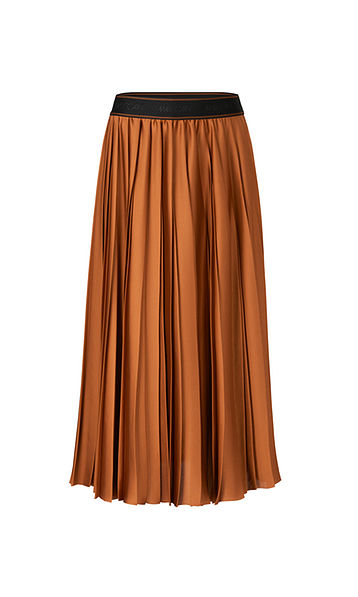 Accordian Pleat Skirt-Skirt-Jenny's Boutique