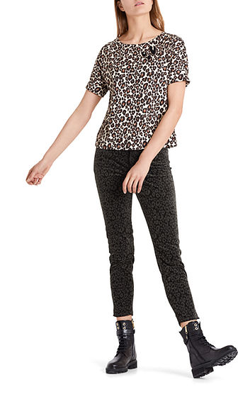 Jeans in Animal Print-Jean-Jenny's Boutique