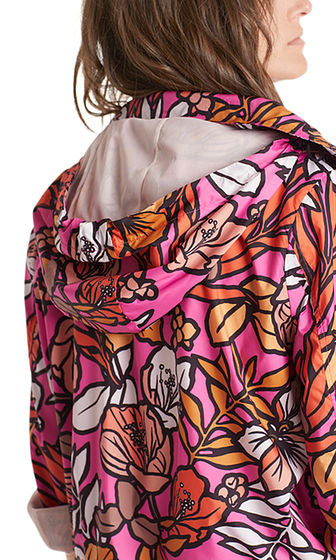 Printed Outdoor Jacket-Jacket-Jenny's Boutique