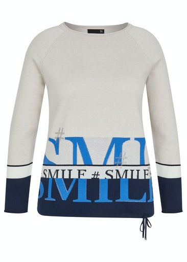 Smile Sweater-Sweater-Jenny's Boutique