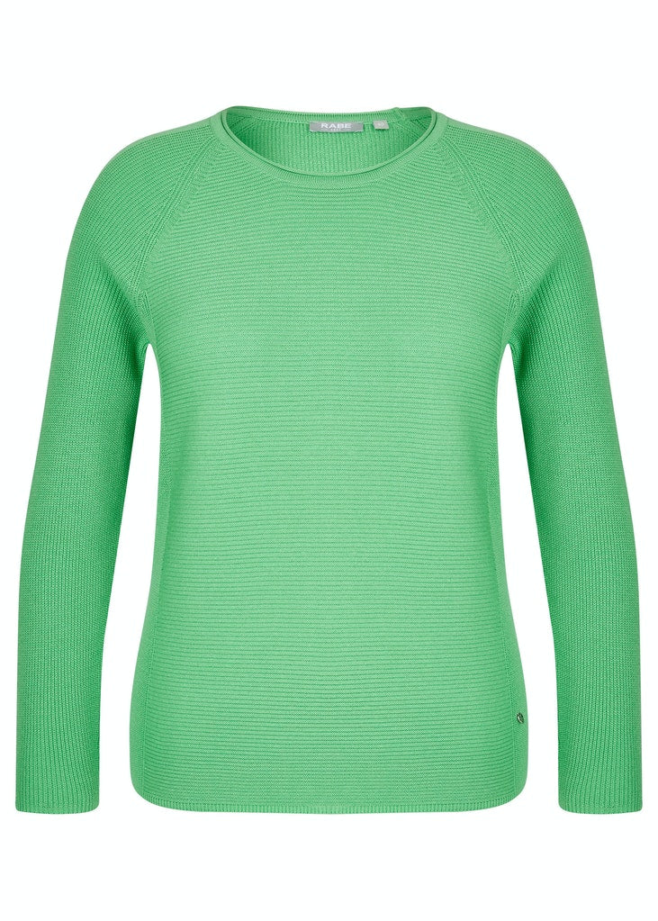 Green Summer Sweater-Sweater-Jenny's Boutique