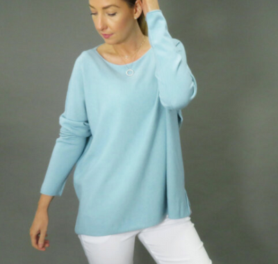 Long Line Sweater-Sweater-Jenny's Boutique