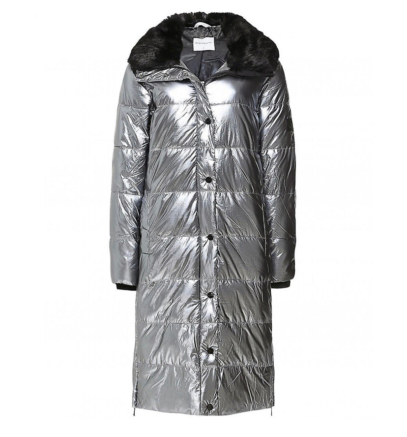 Long Padded Coat-Coats-Jenny's Boutique