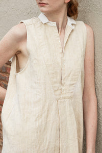 French  Linen Tunic