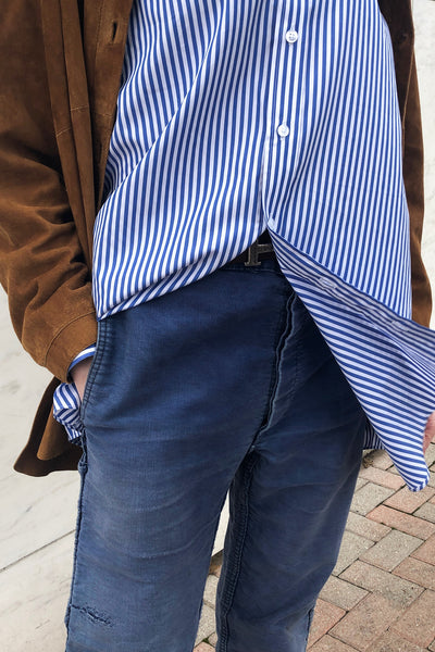 French Workwear  Moleskin Utility Pants