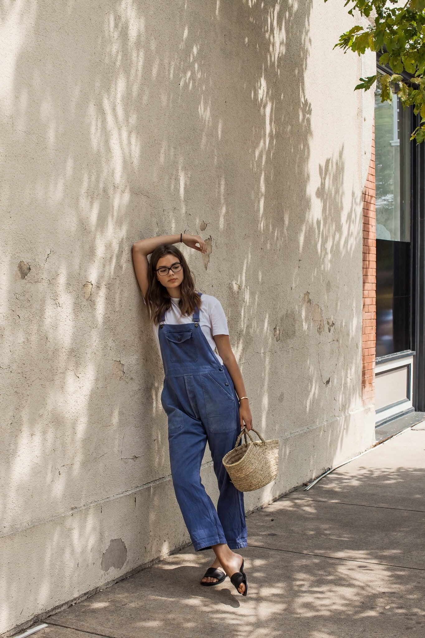 Vintage French Work wear  Overalls