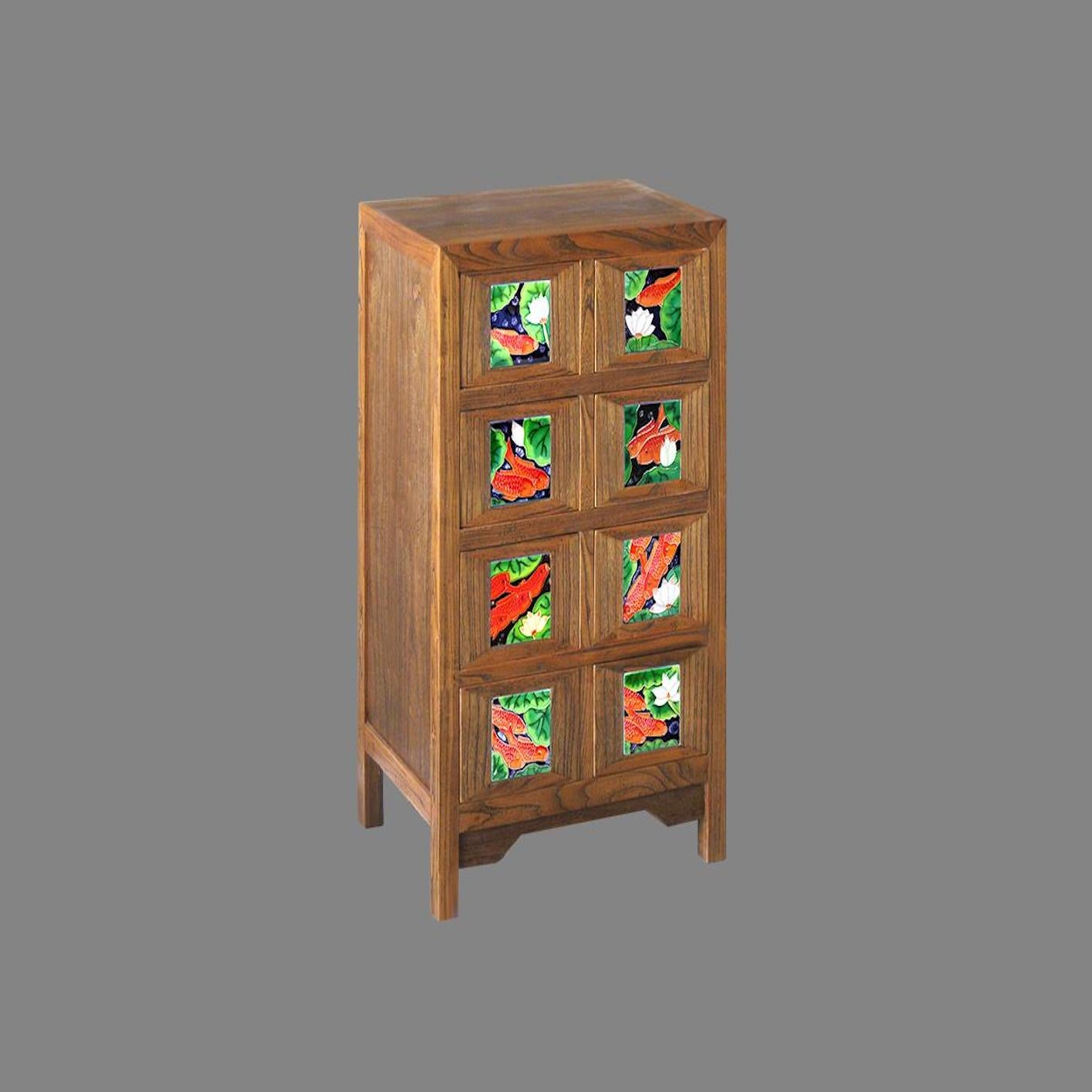 FBF1 8 Drawer Box Cabinet