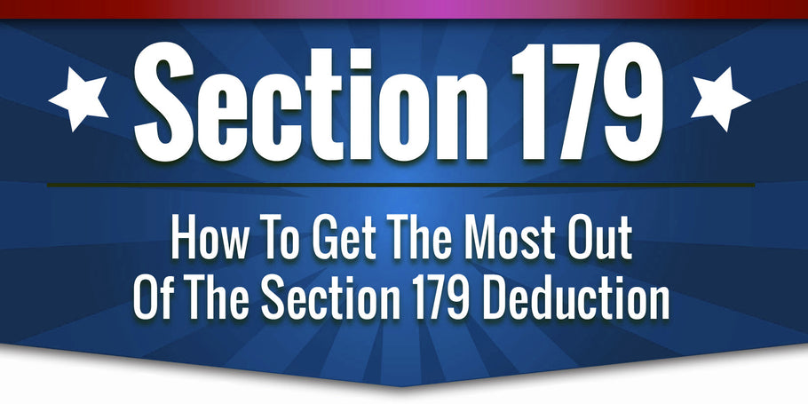 Why Right Now is the Perfect Time to Consider a Capital Purchase Investment  Everything You Need to Know About Section 179