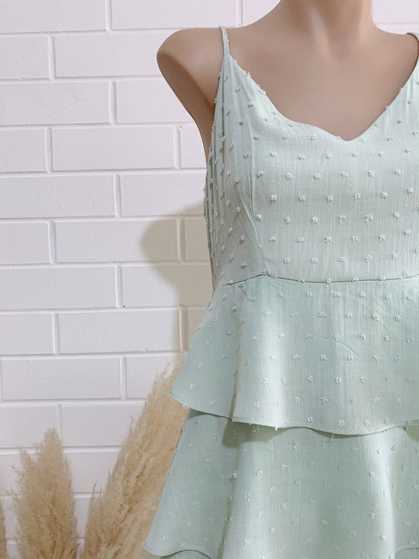 Roselee Dress Mint
