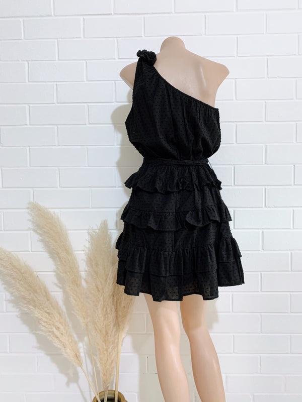 Klemm Dress Black