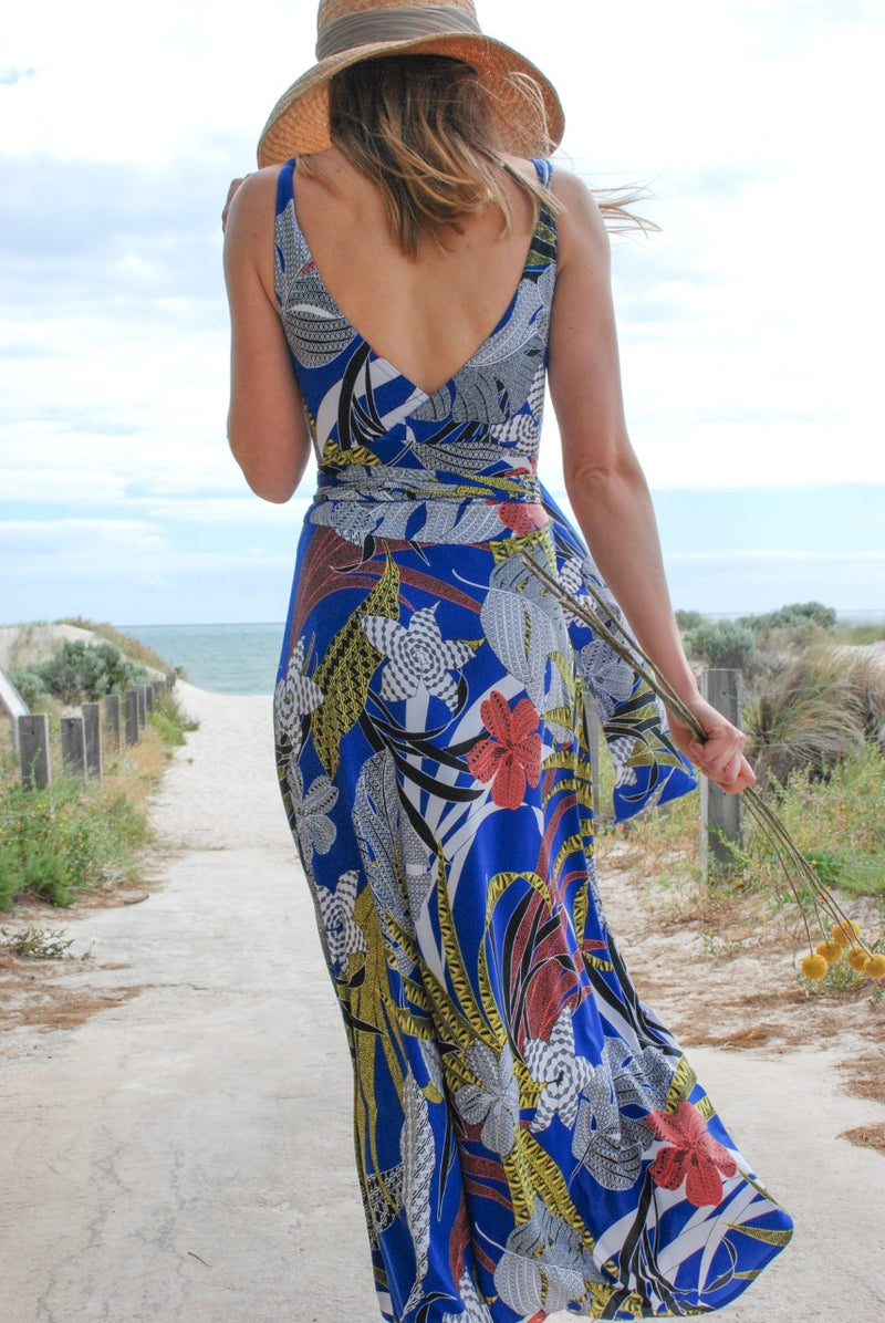 Tropicana Wrap Skirt