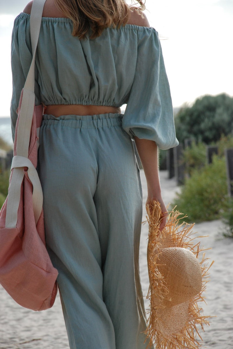 Willow Linen Pants