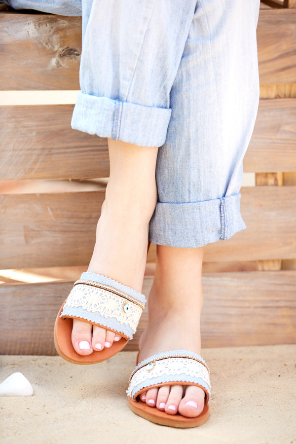 The Denim Slides