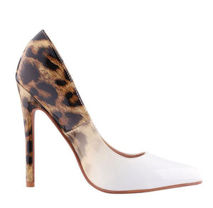 Briella - The Dégradé Leopard Print Heel