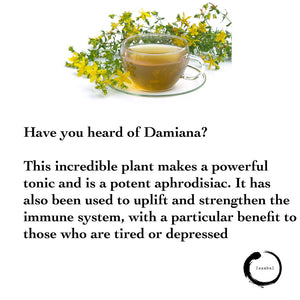 Benefits of Damiana