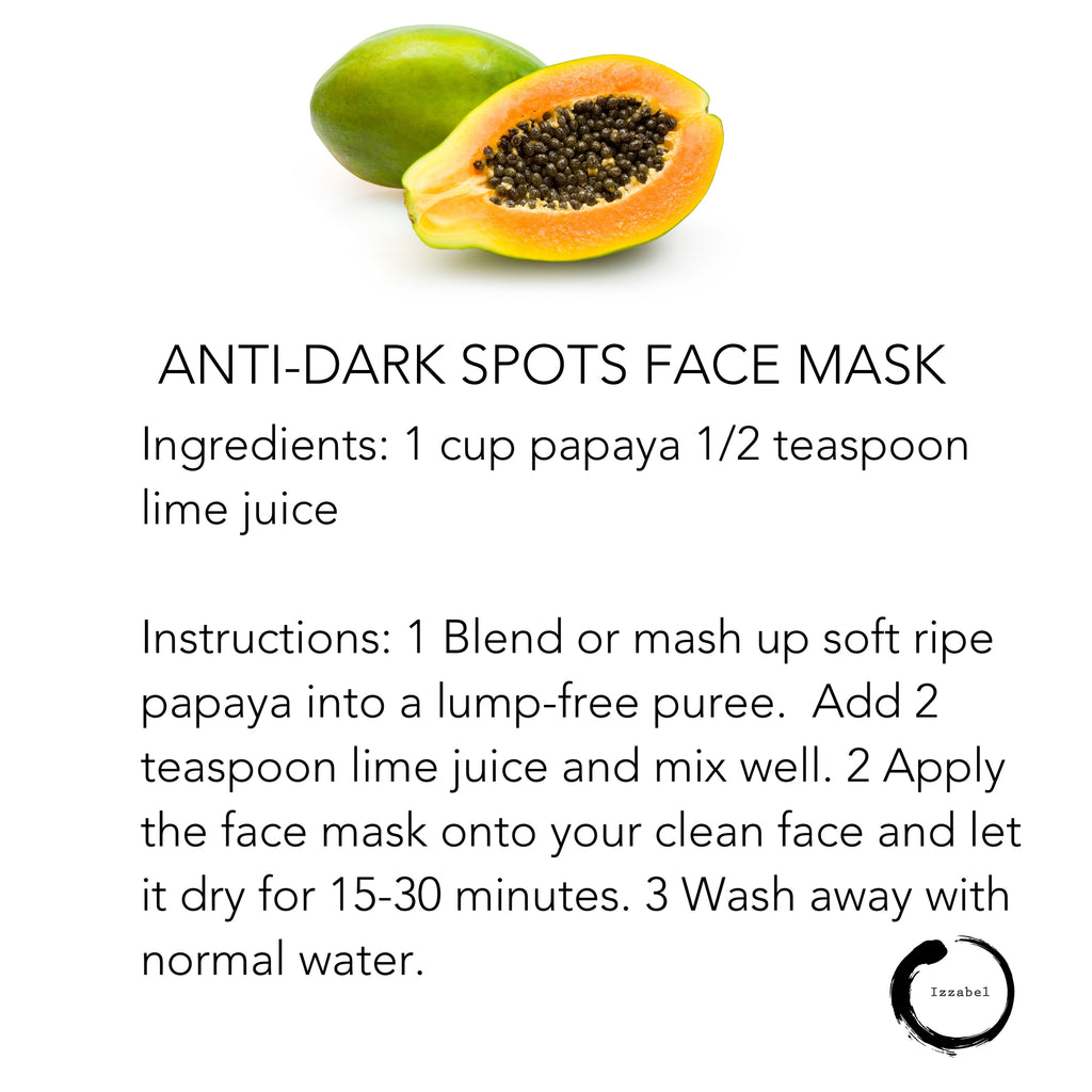 Papaya Anti - Dark Spot Face Mask