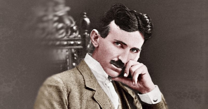 Happy birthday Nikola Tesla. So much we know today we owe to you ❤️.
