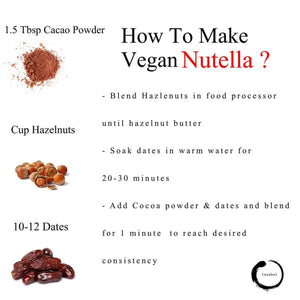 How To Make Vegan Nutella