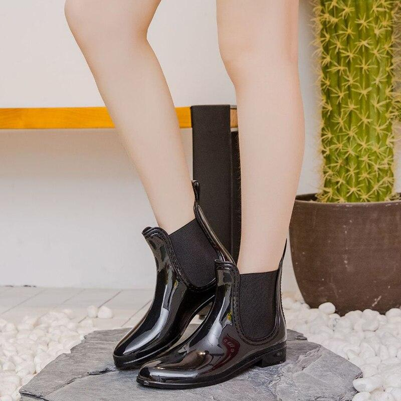 How to style a rain boot?