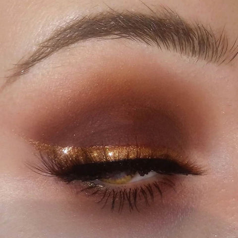 Brown Earthy Eyeshadow