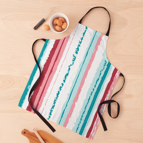 Rain of Colour Apron