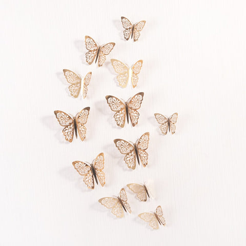 3 D Butterfly Wall Art - Izzabel