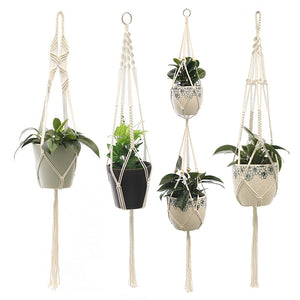 Ciska - Hanging Flower Pot Holder - Izzabel