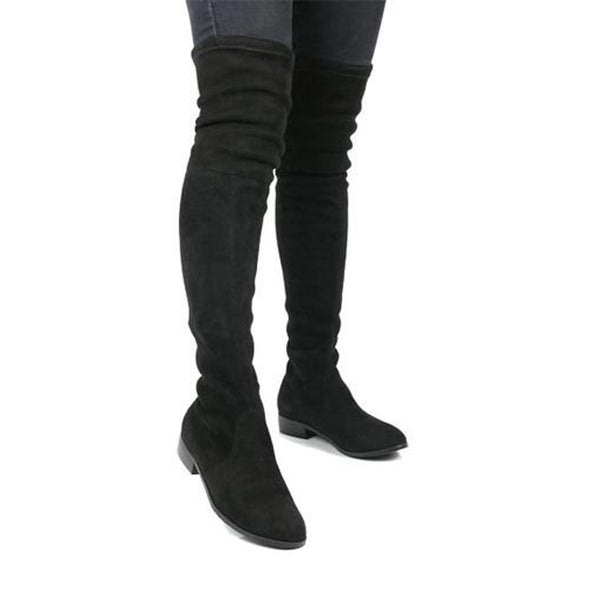 Lucy Over The Knee Platform Boot