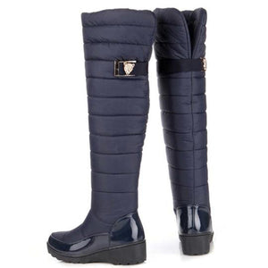 Ruya - Knee High Rain Boot - Izzabel