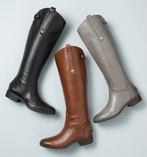 Iris - High Knee Boot - Izzabel