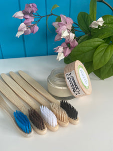 Brosses à Dents en Bambou - Souples