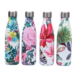 Bouteilles Thermos Inox Flowers Power