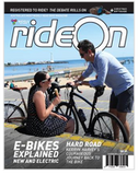 Recommended by Ride On Magazine