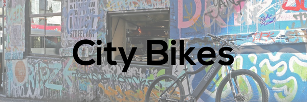 Electric City Bikes