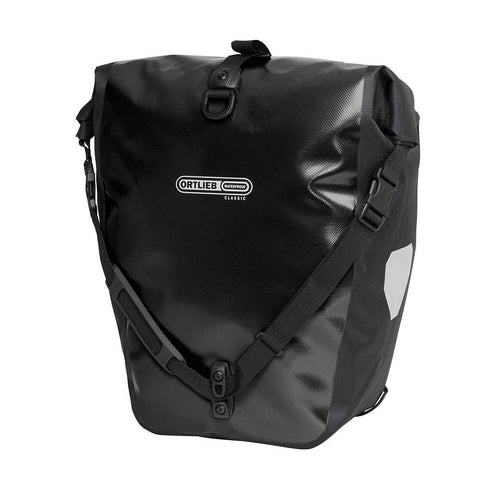 Ortlieb Back-Roller Classic pannier - Black