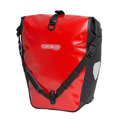 Ortlieb Back-Roller Classic Pannier - Red