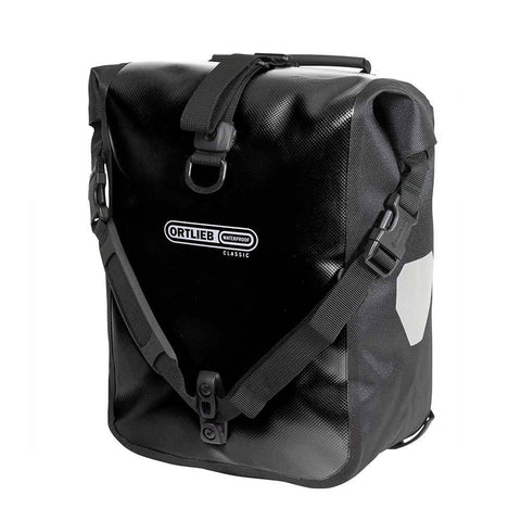 Ortlieb Sport-Roller Classic - Black bicycle pannier bag
