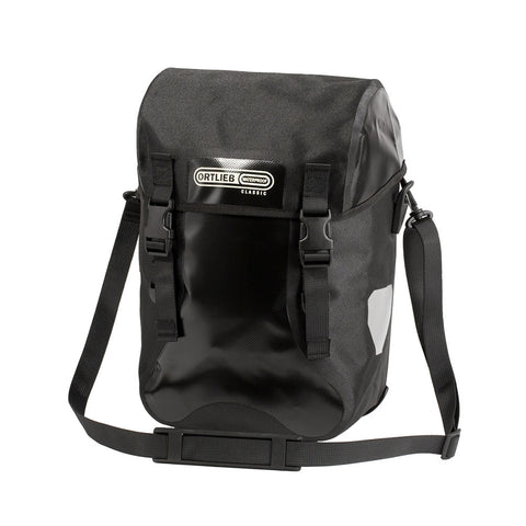 Ortlieb Sport-Packer Classic - Black bicycle pannier bag